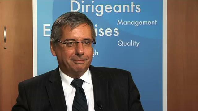Interview Pascal Imbert Président du Directoire Solucom