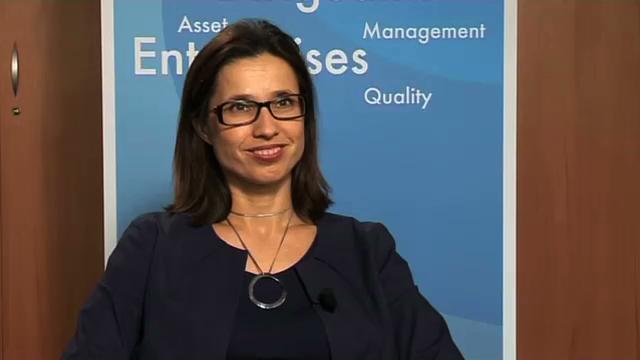 Alexandra Dimitrijevic Responsable Entreprises moyennes Standard & Poor's