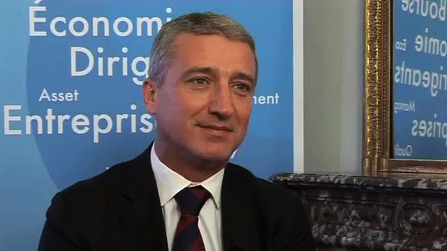 Bourse : Interview David Ganozzi Directeur Général Fidelity Gestion