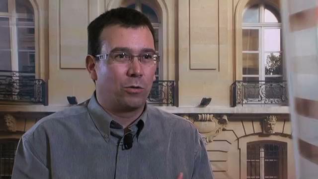 Nicolas Imbert Directeur exécutif Green Cross France et Territoires