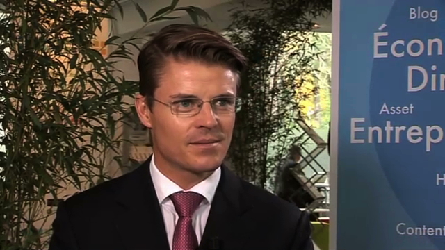 Interview Rolf Adam Director Energy & Smart Grid EMEA Cisco