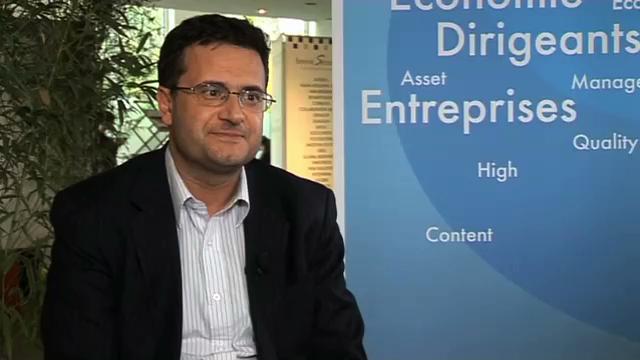 Interview Frédéric Granotier Président et fondateur Lucibel