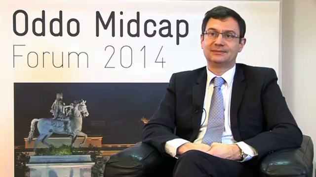 Interview Hervé Rochet Directeur Financier Manitou
