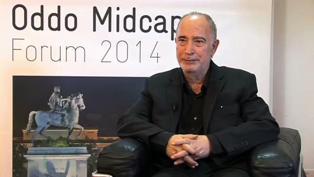 Interview Didier Truchot Co-Président Ipsos