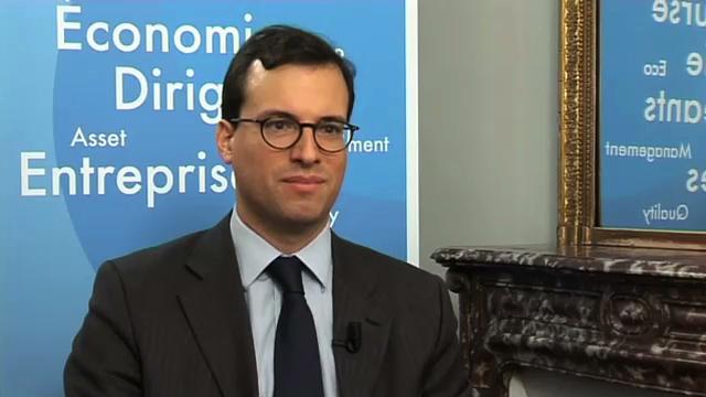 Bourse : Interview Julien-Pierre Nouen Economiste et Stratégiste Lazard Frères Gestion