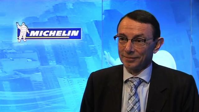 Interview Marc Henry Directeur Financier Michelin