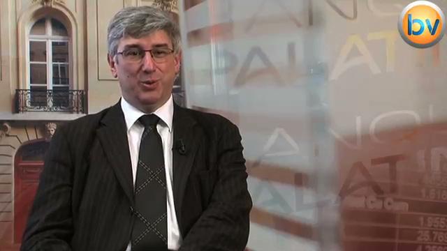 Introduction en Bourse : Patrick Alexandre Président du Directoire Crossject