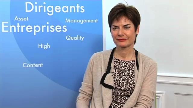 Interview Pascale Auclair Directrice Générale LFP Groupe La Française