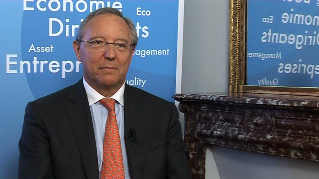 Interview Eric Marée Président du Directoire Virbac