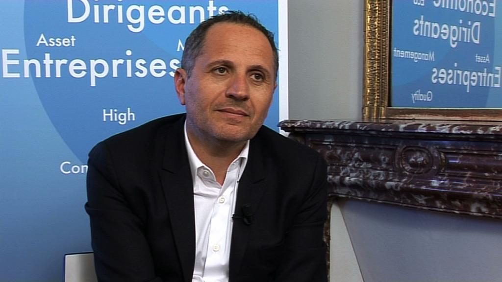 Interview Didier Chabassieu Président du Directoire HighCo