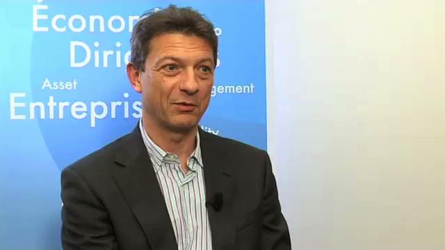 Interview Frédéric Marchal Président Ivalis