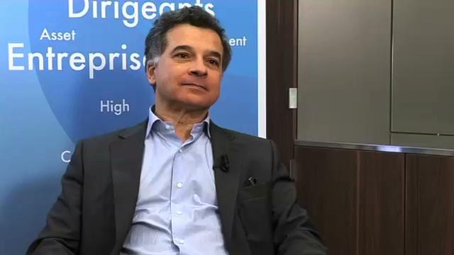 Interview Gilles Labossière Directeur Financier Parrot