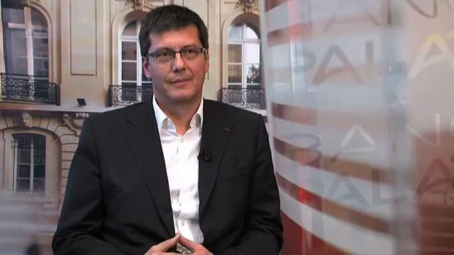 Interview Philippe Archinard Directeur Général de Transgène