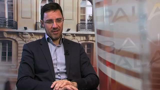 """Interview Jean-Yves Courtois Pdg Orolia : """"On a réussi à grandir plus vite que le marché """""""