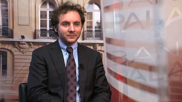 Tv Bourse : Damien Régnier Gérant Deutsche Asset & Wealth Management