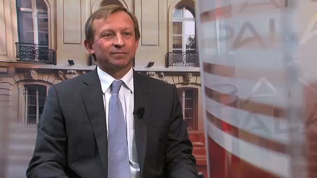 Tv Bourse : Interview Christophe Brulé Président Entheca Finance