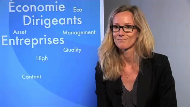 """Julia Haake Directrice du Bureau de Paris Oekom Research : """"La notation extra-financière est demandée par les investisseurs"""""""