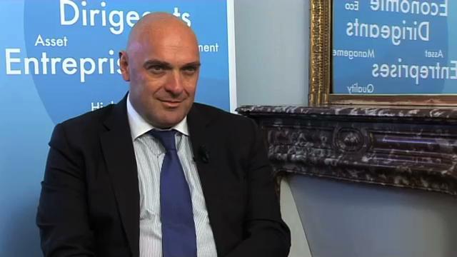 """Laurent Levasseur Président du Directoire Bluelinea : """"Nous sommes un opérateur d'objets connectés dédiés à la santé"""""""