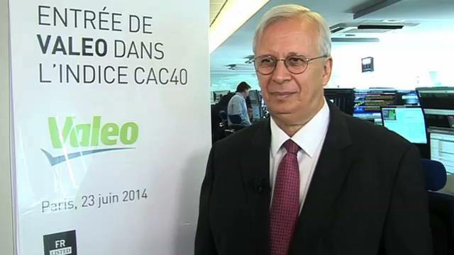 Jacques Aschenbroich Directeur Général de Valeo : «Nous sommes focalisés sur la croissance et la rentabilité»