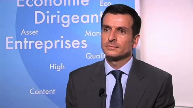 Emmanuel Petiot Directeur Général Deinove «on arrive à fabriquer des composés chimiques dans le cadre du projet Deinochem»