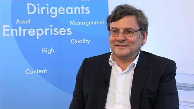 """Xavier Lépine Président du Directoire La Française : """"la technologie implique une nouvelle organisation de l'économie"""""""