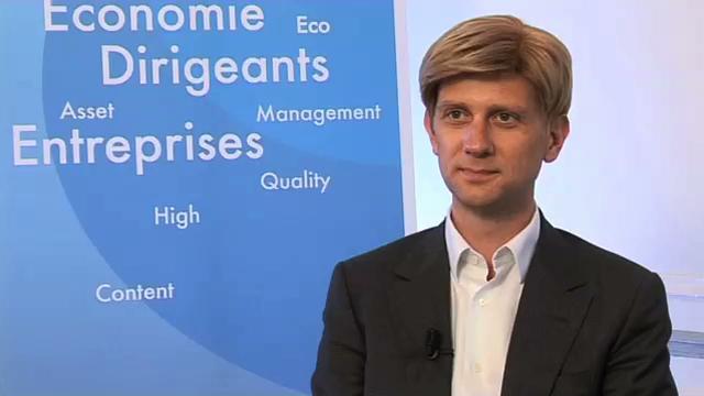 """Nicolas Lesur fondateur Unilend : """"le financement participatif est perçu comme une solution de financement des entreprises"""""""