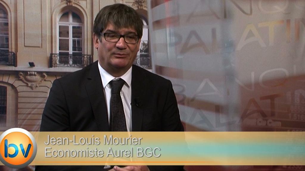 """Jean-Louis Mourier Économiste Aurel BGC : """"Le leitmotiv des banquiers centraux reste de ne pas surprendre"""""""
