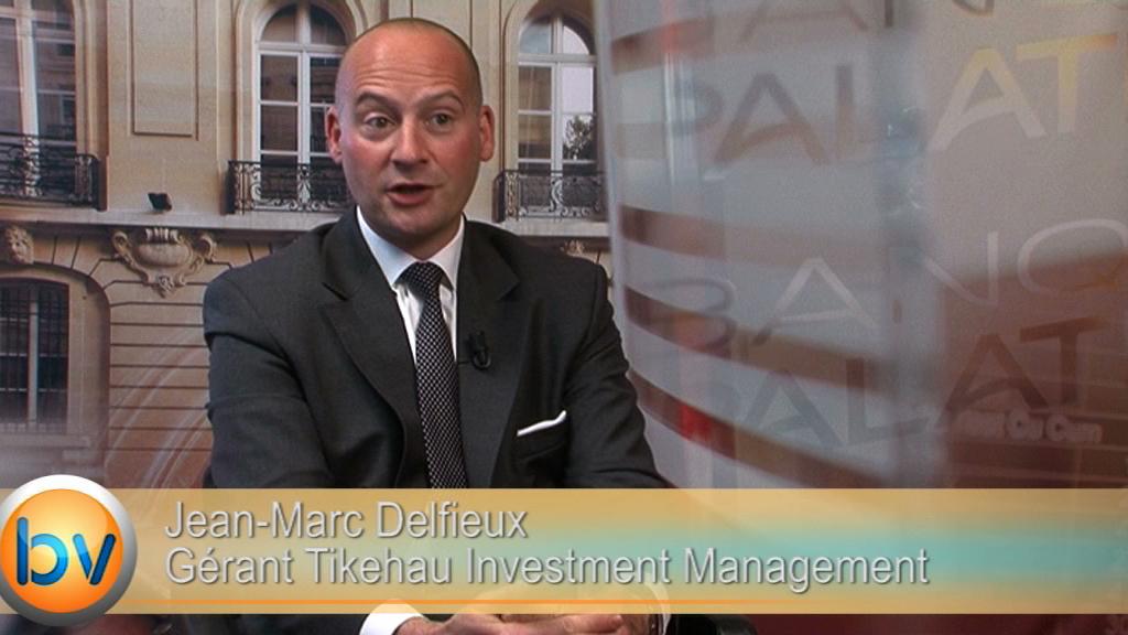 """Jean-Marc Delfieux Gérant Tikehau Investment Management : """"La BCE a beaucoup promis"""""""