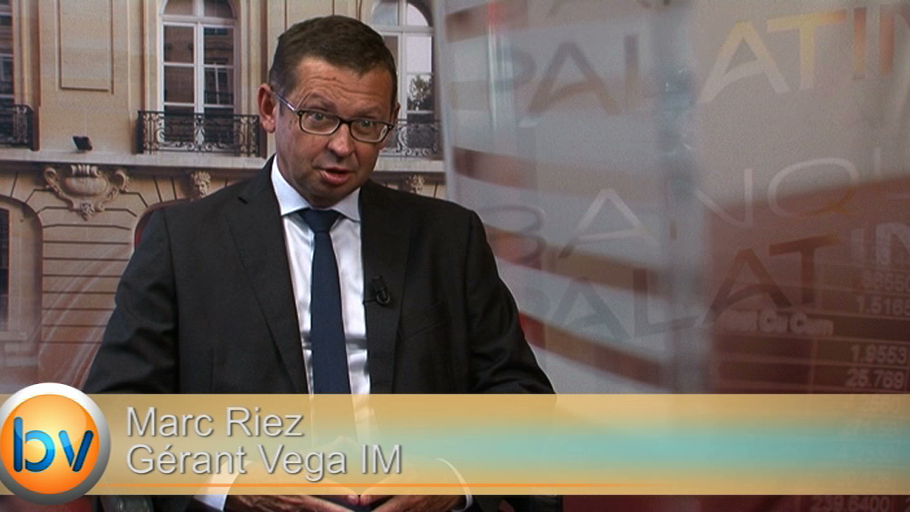 Valérie Monsérat Directrice de la Communication Financière de Vilmorin et des Relations Investisseurs avec Didier Testot