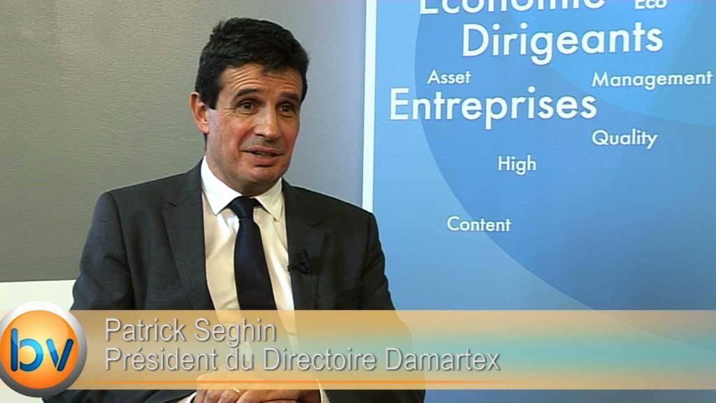 Patrick Seghin Président du Directoire Damartex : «Année de transition et de confirmation»