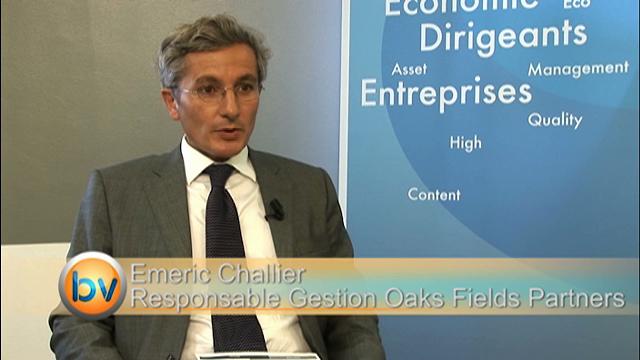 """Emeric Challier Responsable Gestion Oaks Fields Partners :  """" On sent de la précipitation dans la décision de la BCE"""""""