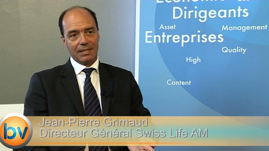 Jean-Pierre Grimaud Directeur Général Swiss Life Asset Managers «L'industrie de la gestion d'actifs a beaucoup évolué»
