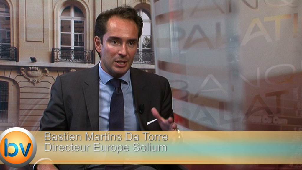"""Bastien Martins Da Torre Directeur Europe Solium : """"Gérer ses stocks-options en ligne c'est possible"""""""