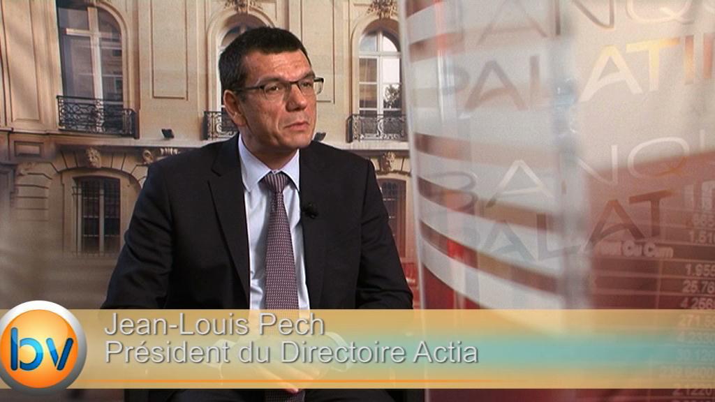 Jean-Louis Pech Président du Directoire Actia : «Nos innovations rencontrent le marché»