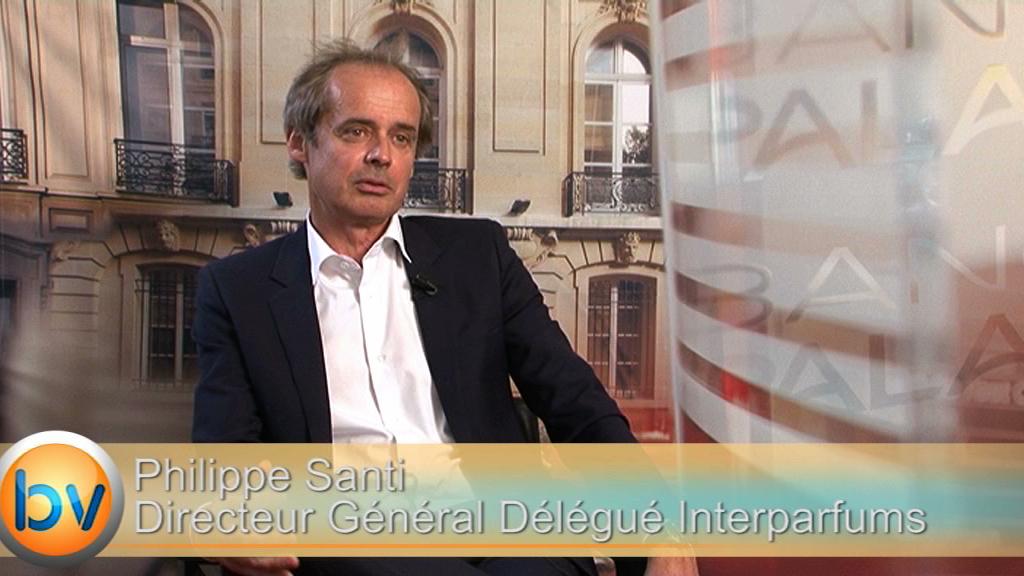 """Interview Philippe Santi Directeur Général Délégué Interparfums : """"Pas de précipitation dans les acquisitions"""""""