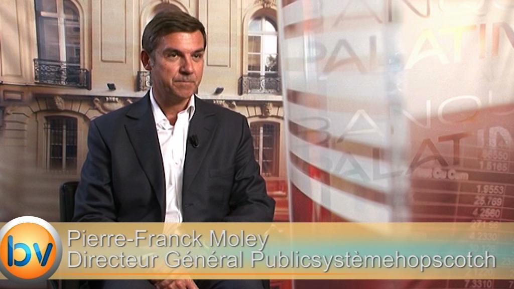 Pierre-Franck Moley Directeur Général Publicsystèmehopscotch : «Le digital infuse la totalité des activités»