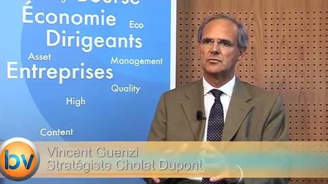 """Vincent Guenzi Stratégiste Cholet Dupont : """"Vers une hausse raisonnable des marchés en Europe"""""""