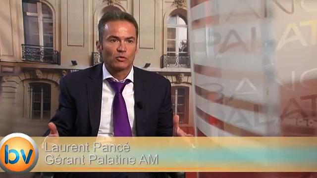 """Laurent Pancé Gérant Palatine Asset Management : """"Sur les petites et moyennes capitalisations, il y a eu des prises de bénéfices"""""""