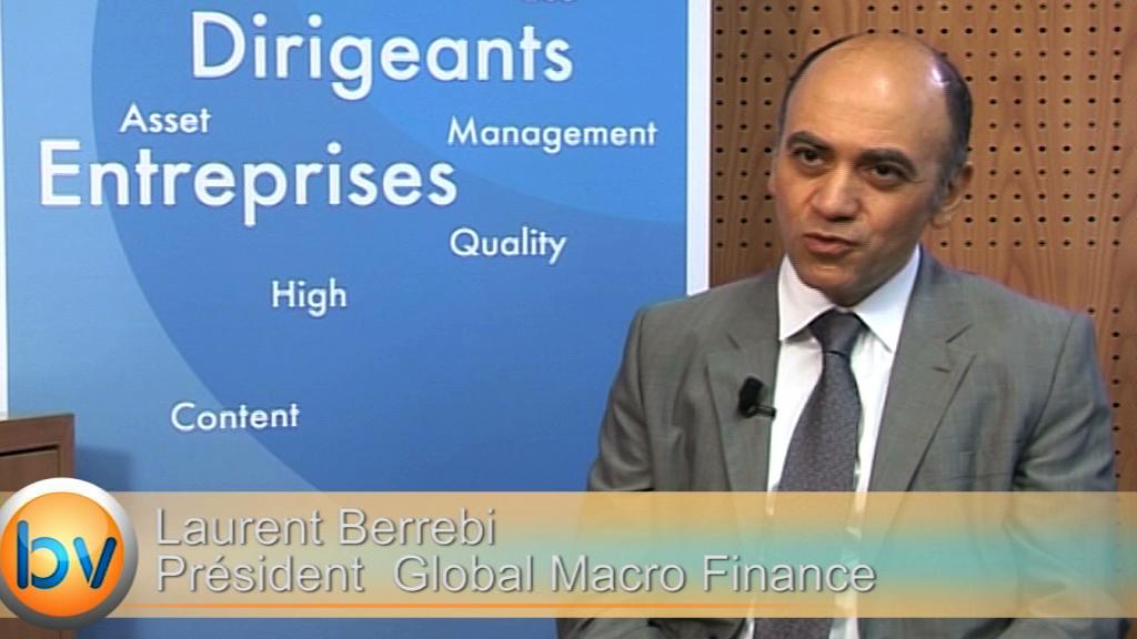 """Laurent Berrebi Président Global Macro Finance : """"Les Etats-Unis sont dans un réel schéma de reprise"""""""