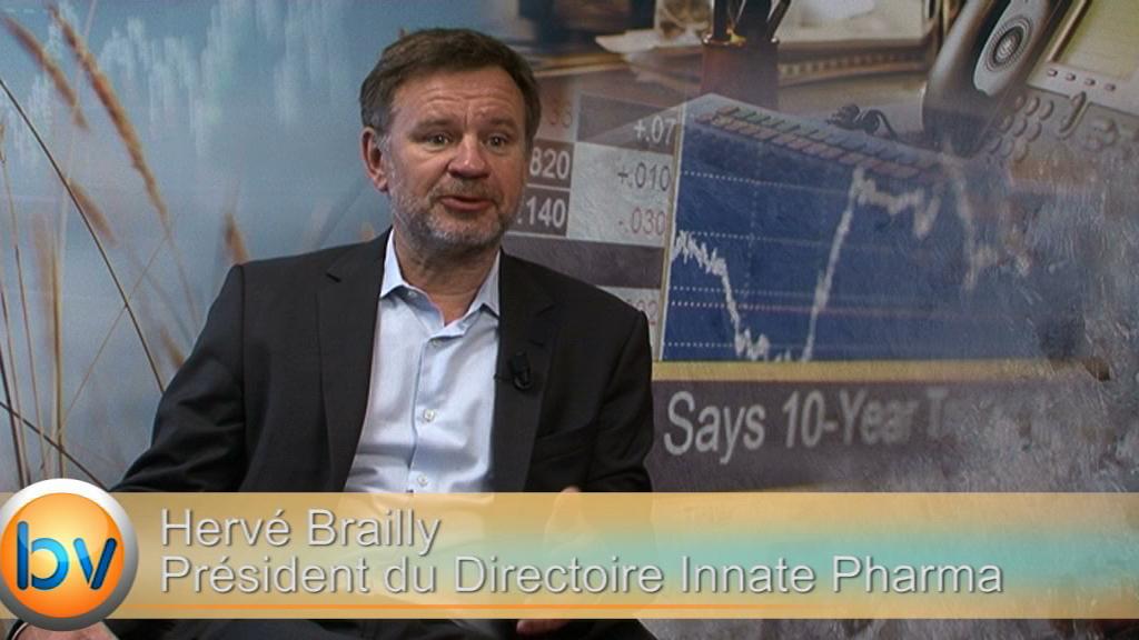 Hervé Brailly Président du Directoire Innate Pharma : «On s'inscrit dans la création de valeur massive mais de long terme»