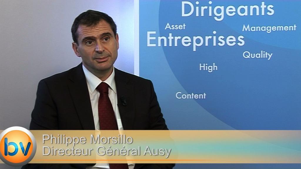 Philippe Morsillo Directeur Général Ausy : «Nous avons les moyens de notre croissance à l'international»