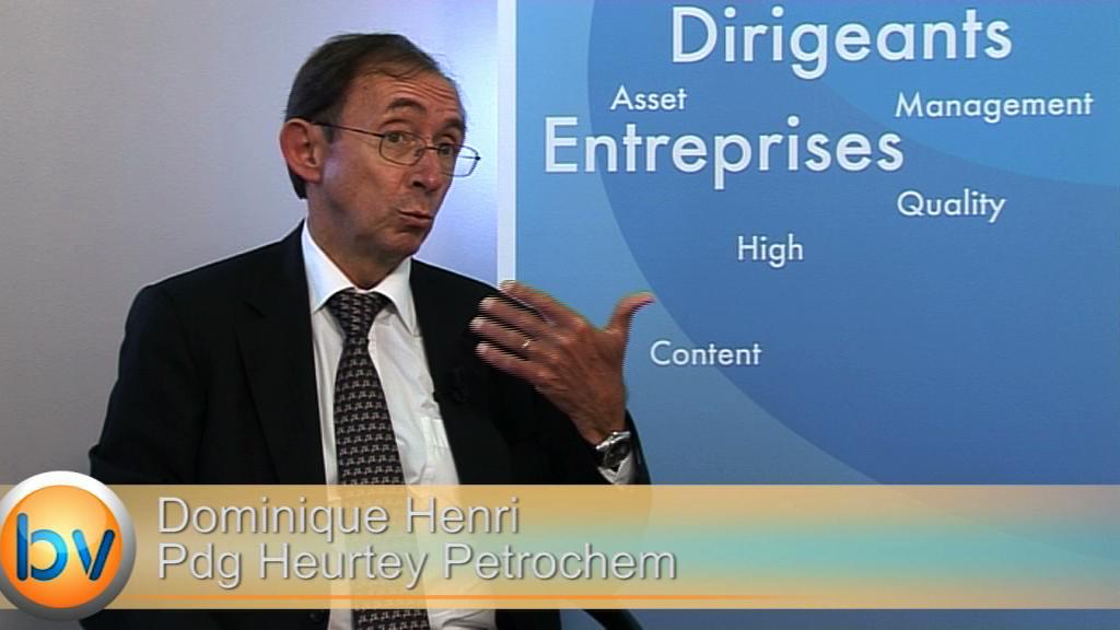 """Dominique Henri Pdg Heurtey Petrochem : """"Nous regarderons des opportunités d'acquisition supplémentaires"""""""
