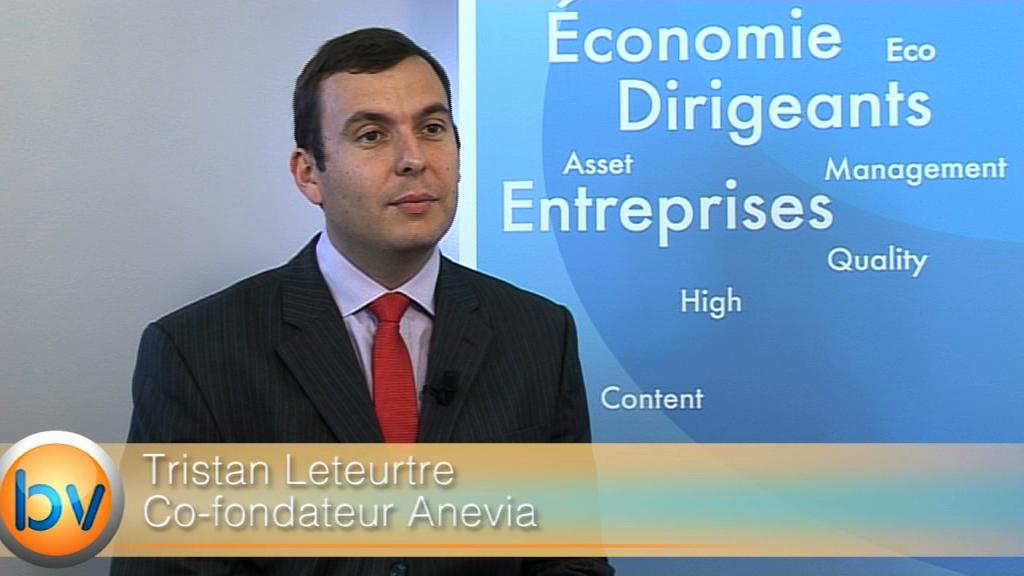 Tristan Leteurtre Co-fondateur Anevia : «L'enjeu est d'accélérer pour prendre les parts de marchés»