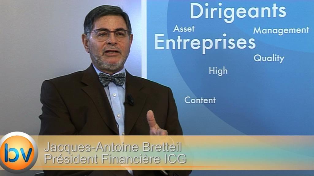 """Jacques-Antoine Bretteil Président Financière ICG : """"On ne pourra pas faire l'économie d'un krach obligataire"""""""