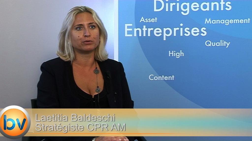 """Laetitia Baldeschi Stratégiste CPR AM : """"Le mot d'ordre, c'est la réactivité"""""""