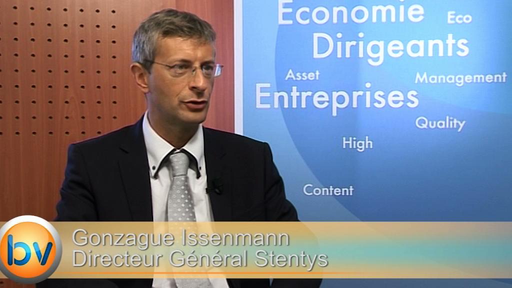 """Gonzague Issenmann Directeur Général Stentys : """"Nous avons toute la robustesse financière pour poursuivre nos développements"""""""