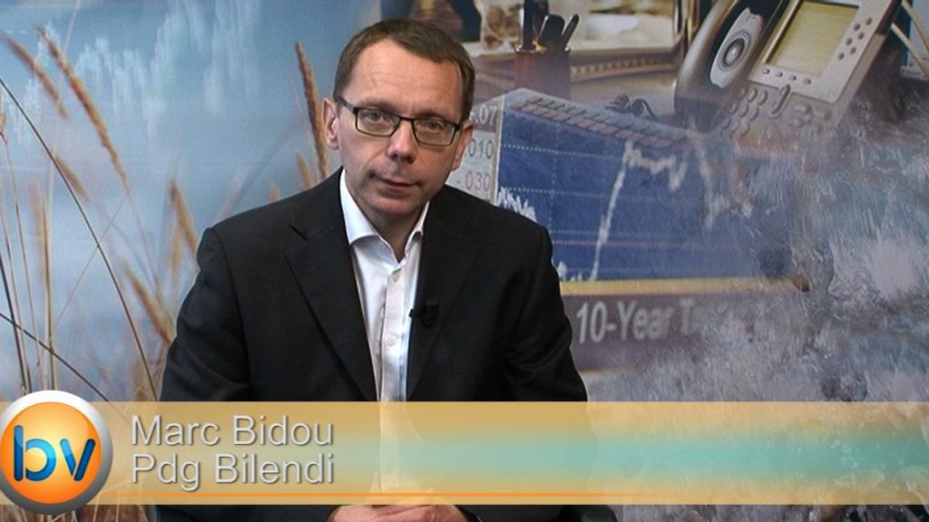 """Marc Bidou Pdg Bilendi : """"Des acquisitions dans l'activité études en ligne"""""""