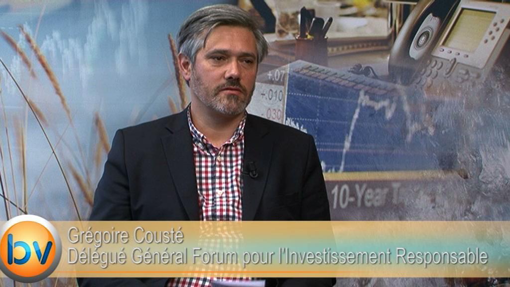 Grégoire Cousté Délégué Général du FIR : «L'ISR pourrait redonner confiance aux Français dans leur établissement financier»