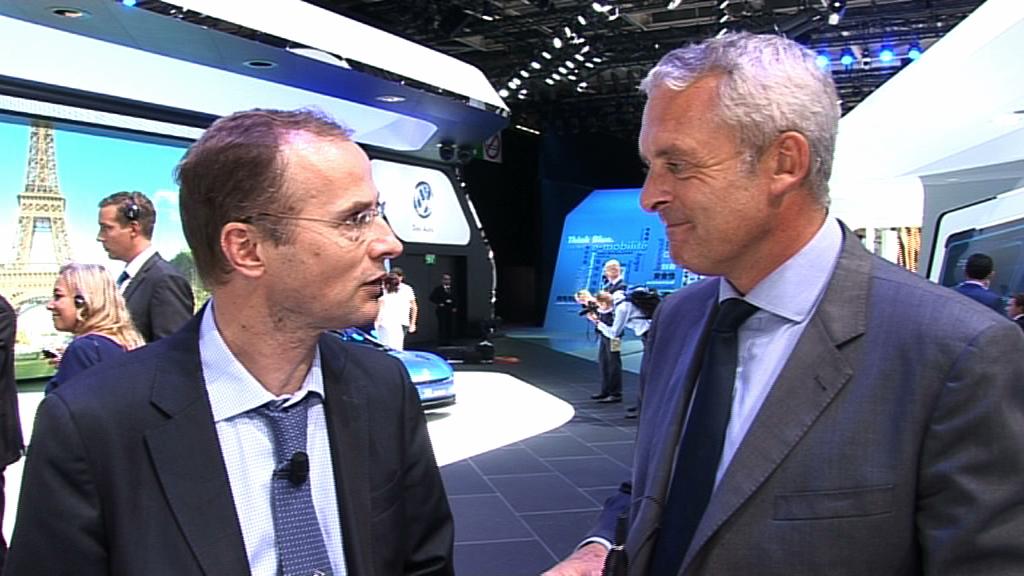 Arnaud Barral Directeur Général Volkswagen France : «La capacité d'investissement est large pour de nouveaux produits»