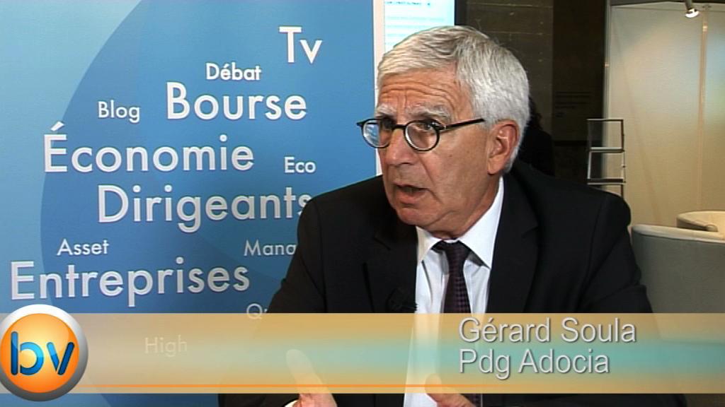 """Gérard Soula Pdg Adocia : """"D'ici la fin de l'année, il y aura des résultats sur l'insuline humaine rapide"""""""